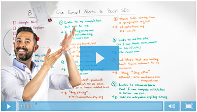 8 Ways to Use Email Alerts to Boost SEO