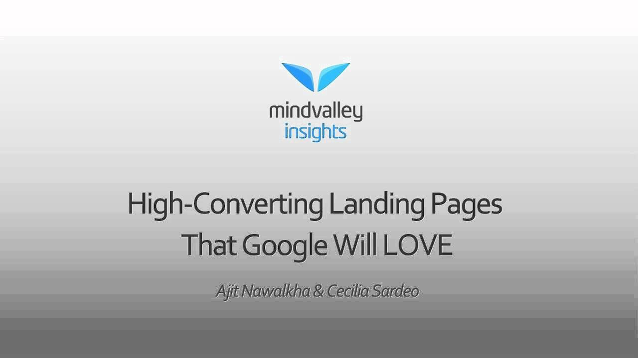 How To Create High-Converting Pages That Google Will Love