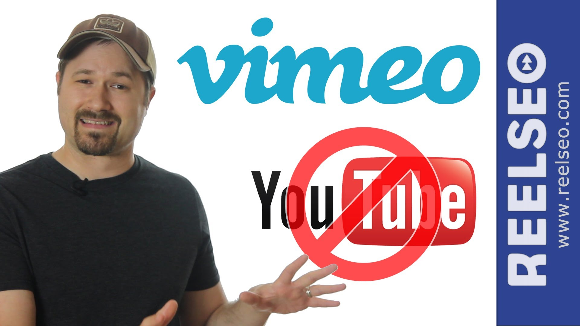 5 Ways Vimeo is Better than YouTube for your Business