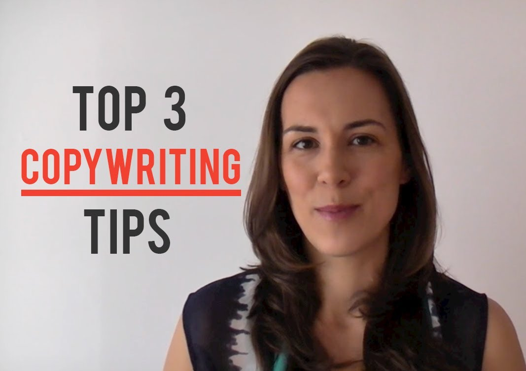 Top 3 Web Copywriting Tips