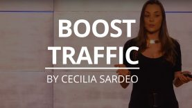 20 Minutes to Double Site Traffic – Cecilia Sardeo