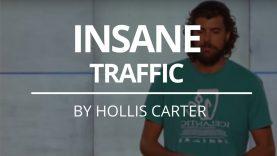How Hollis Carter Generated Evergreen, PAYING Traffic by Putting Books on the Amazon Bestseller List